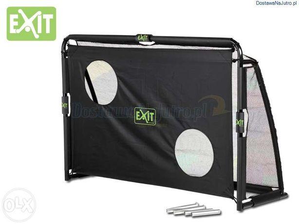 Bramka piłkarska Exit Maestro 1,8m x 1,2m + mata