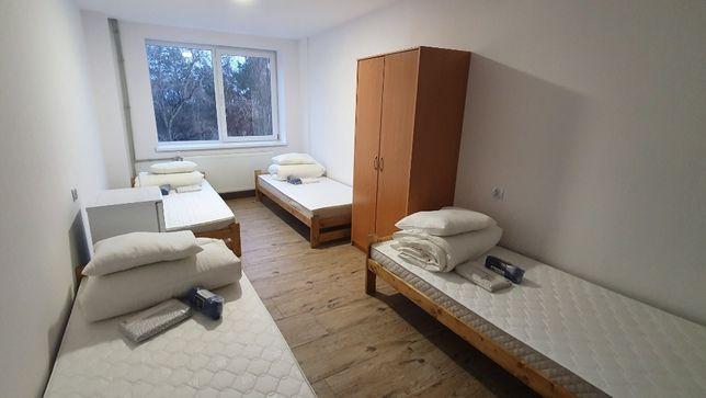 Pokój z łazienką | KWATERY, Modlińska, Hotel pracowniczy Warszawa
