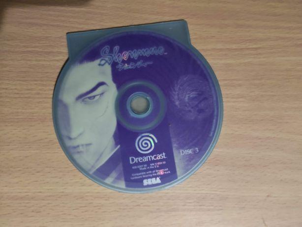 (SEGA Dreamcast) Shenmue Disco 3
