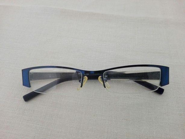 Óculos com graduação +3.50/perto