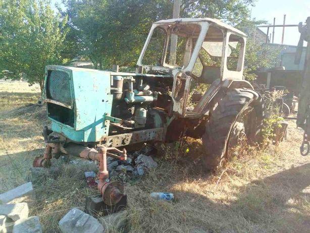 Трактор ЮМЗ 6 на зап-ти