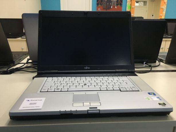 Ноутбук для 3D графики, Fujitsu H910, 4 ЯДРА, 8 потоков, озу 16 Гб1
