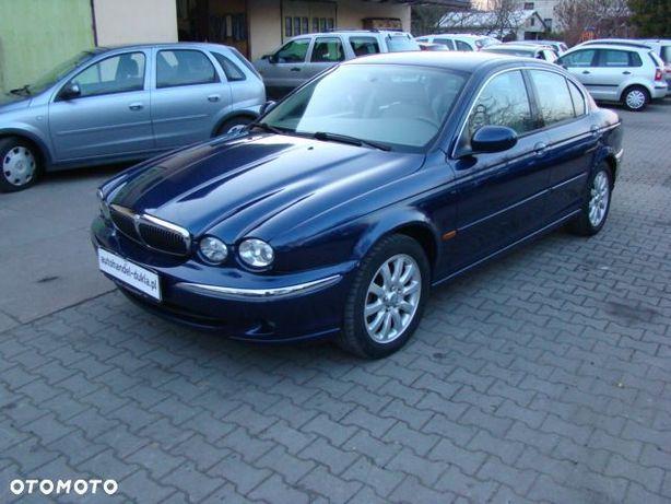 Jaguar X-Type 2,5 V6 196 PS 4X4 Limuzyna