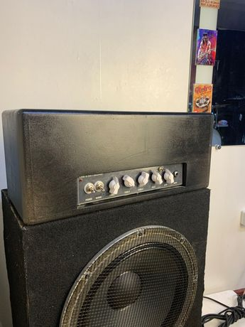 Ламповая голова Fender Bassman