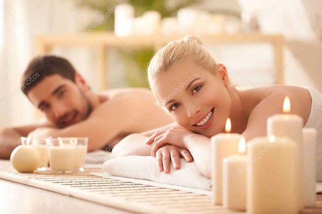 Услуги расслабляющего релакс масажа с виездом к Вам.