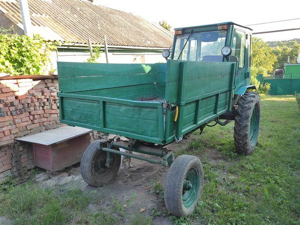 Трактор Т 16МГ, ДВШ