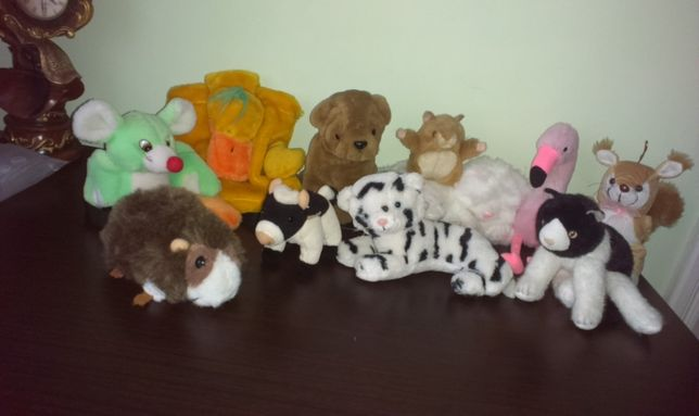 М'які Іграшки в ідеальному стані, гарний подарунок для дитини