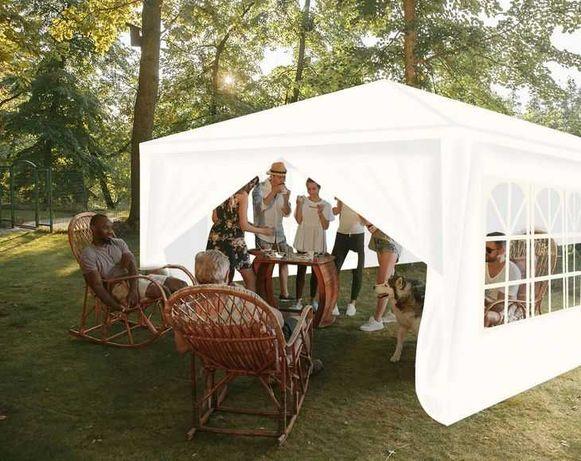 Wynajem namiotu na imprezy, komunie, urodziny - namiot plenerowy