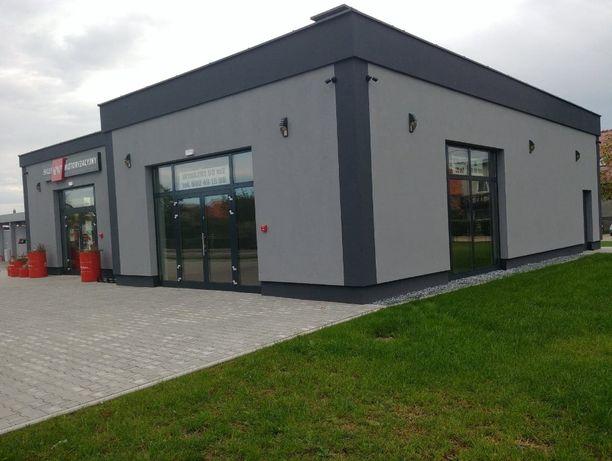 Lokal 60 m2 centrum Witaszyc przy krajowej 11 parter nowo wybudowany