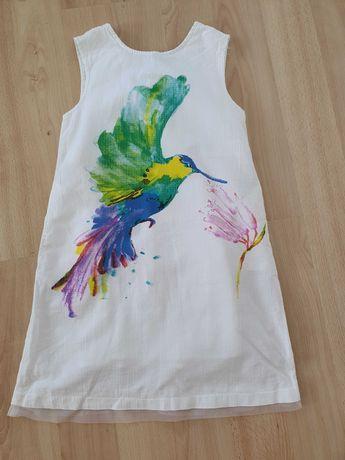 Sukienka letnia Coccodrillo 140