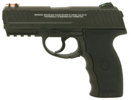 Pistolet wiatrówka WC4-303 MZB 4,5 mm BB CO2