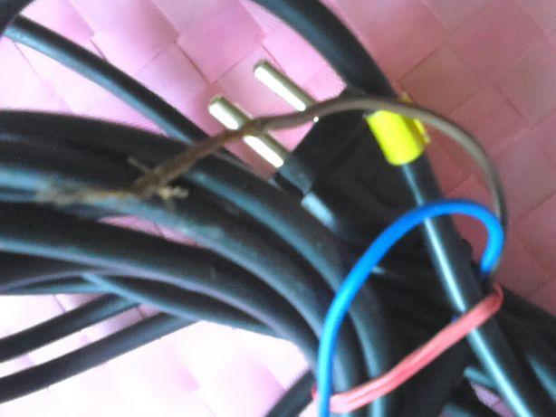 Сетевой кабель HO5VV-F(2-075 мм)