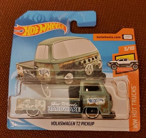 VolksWagen T2 PickUp - HW Hot Trucks