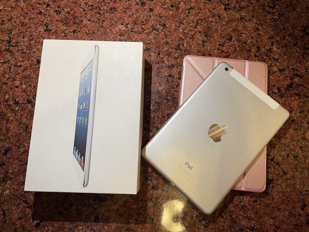 Apple iPad mini 3G/LTE silver 32GB