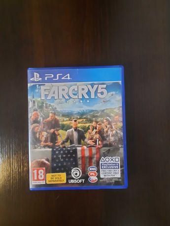Sprzedam Farcry 5 PS4