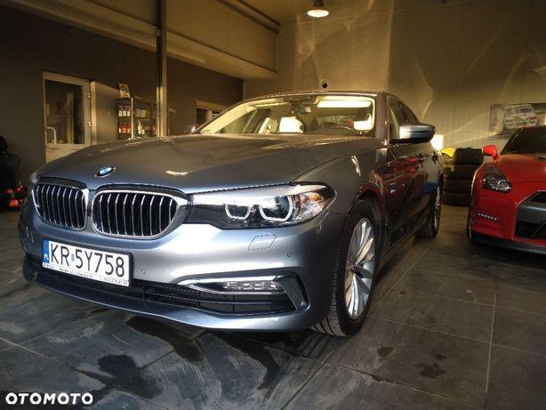BMW Seria 5 520d Xdrive 190KM.Salon PL,bezwypadkowy