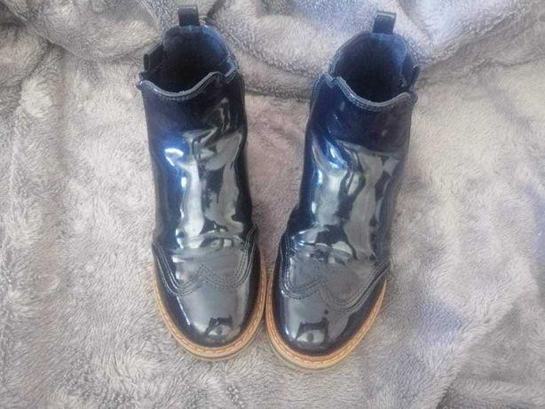 Botas de menina n. 33
