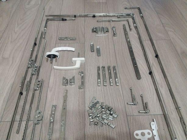 Ремонт/установка фурнитури, регулировка, ремонт м/п окон
