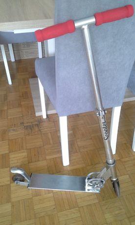 Hulajnoga wyczynowa Scooter, aluminiowa