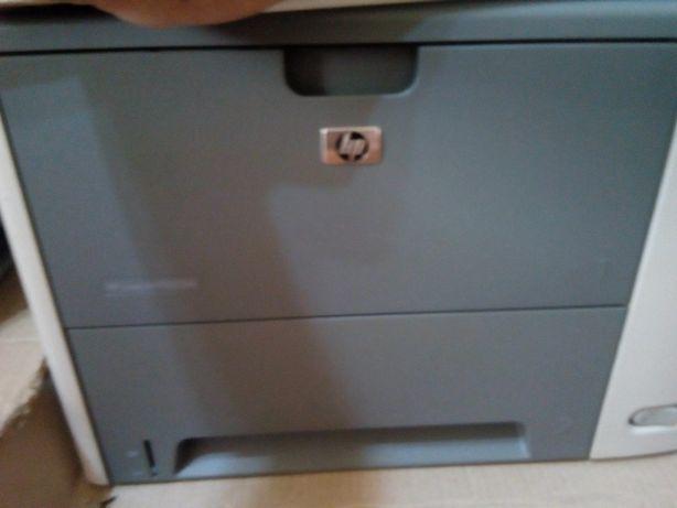 лазерный принтер HP LaserJet 3005dn- скоростной с сетью