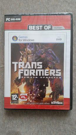 Gra Transformers Zemsta Upadłych (PC DVD-ROM)