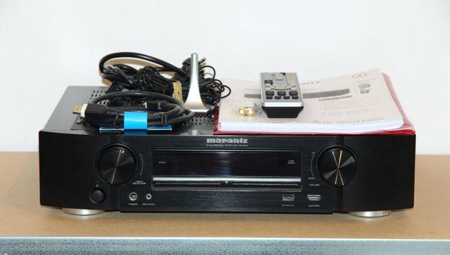 Marantz NR1604 pilot mik KPL 7.1 Net USB MP3 vTuner 100%OK GW realFOTO