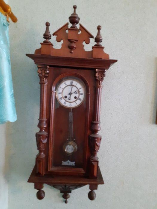 Часы настенные Junghans, антиквариат! Дрогобыч - изображение 1