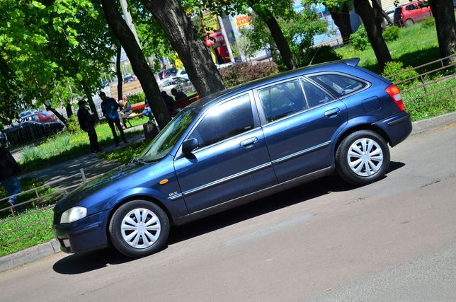 Mazda 323 2.0TD БЕЗ ТОРГА