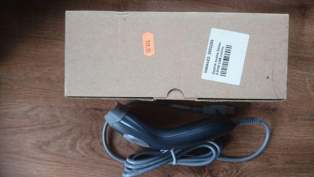 Czytnik kodów Zebex Z-3100 USB czarny