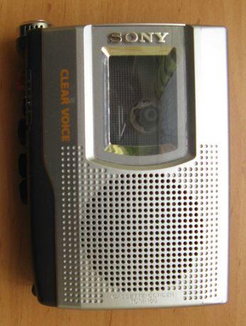 Dyktafon kasetowy SONY TCM-150