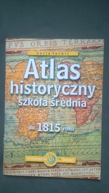 Atlas historyczny - szkola średnia