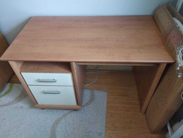 Sprzedam biurko z szufladą