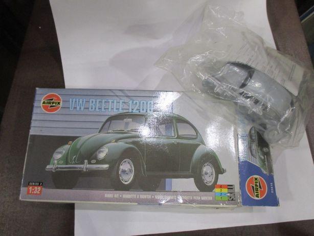 Kit escala 1/32 da Airfix, VW. Beetle 1200