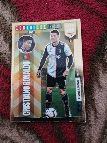 Karta rare panini 2020 Cristiano Ronaldo