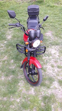 Мотоцикл Хорнет Альфа 125 куб.