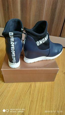продам кросовки,  итальянские ботинки на осень, 37р.
