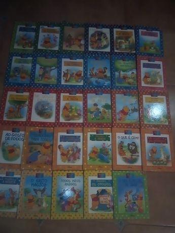 Livros da Disney 29 un. + 1 surpresa