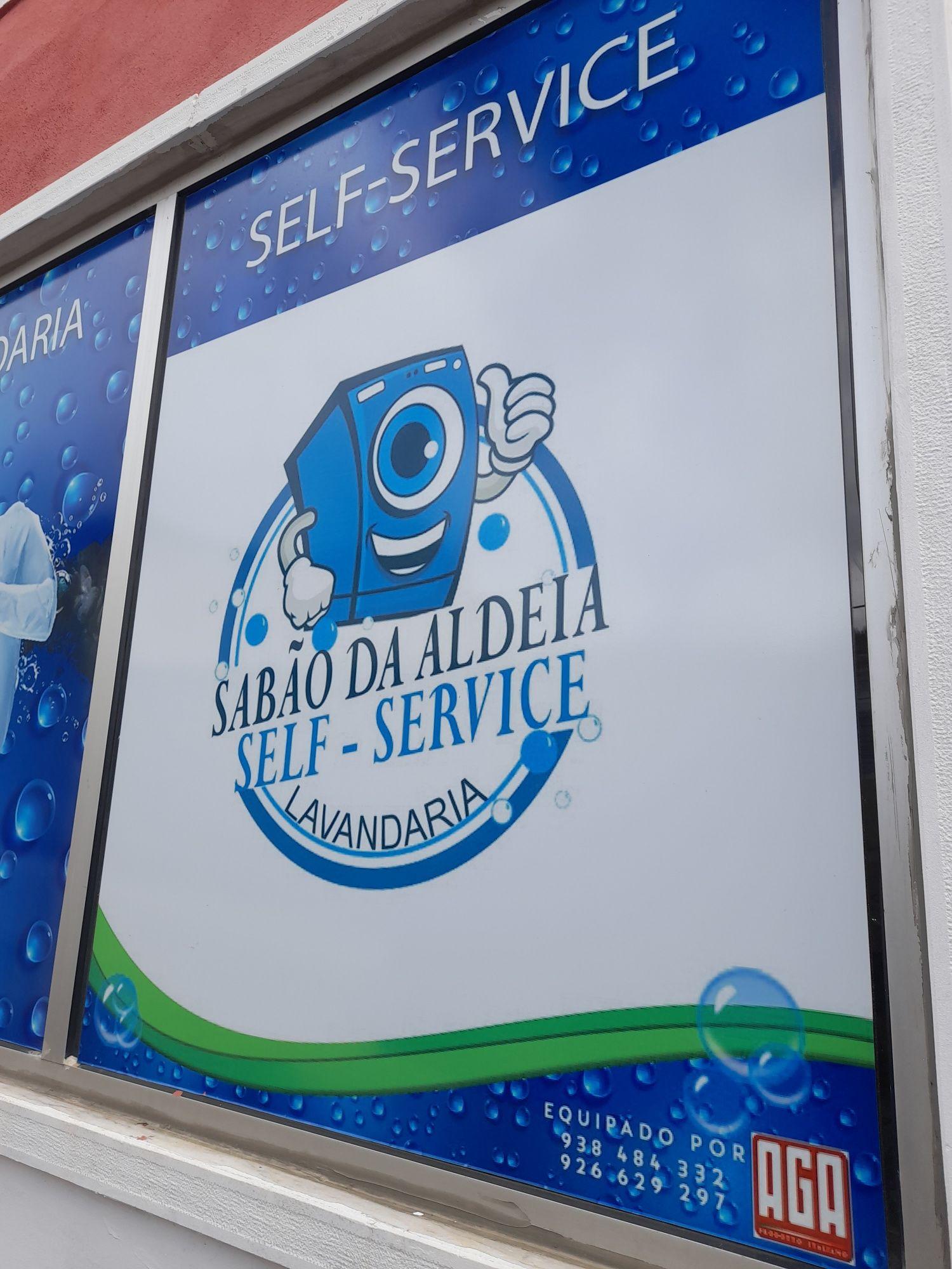 Aberto 30 dias Lavandaria  Self Service CRÉDITO
