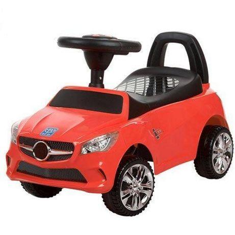 Детская каталка-толокар Bambi Mercedes M 3147C-3, красная