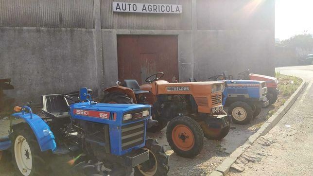 Tractor Yanmar, Iseki, Kubota