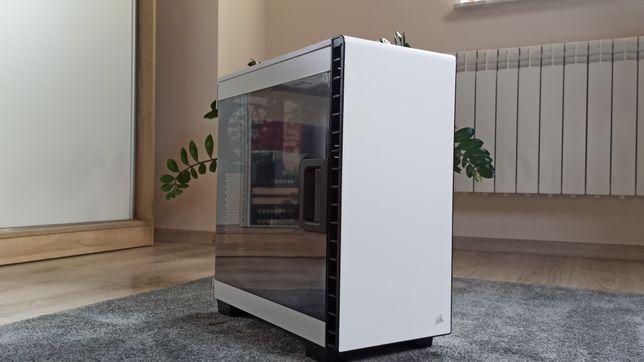 Obudowa PC Corsair Carbide 400C BIAŁA, perfekcyjny stan, 2 wentylatory
