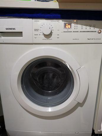 Maquina de lavar roupa Siemens 7kg