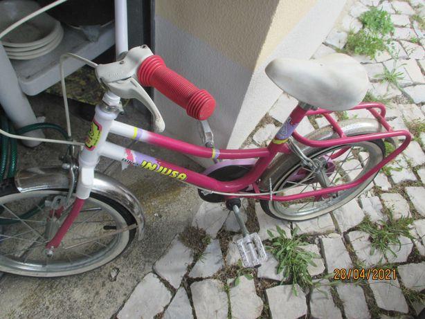 Biciclete para menina roda 16