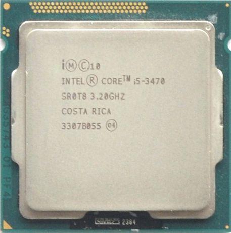 Процессор I5 3470 3.2GHz 6Mb Intel Core 1155 SR0T8 | Гарантия 1 Год