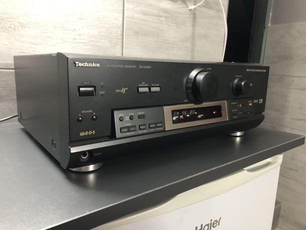 Amlituner Technics SA-DX850