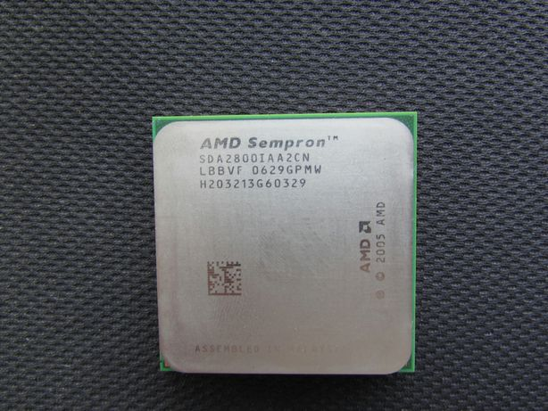 Процессор AMD Sempron -64 2800+ SDA2800IAA2CN Socket AM2