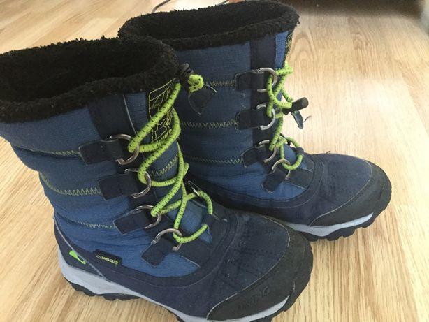 Buty zimowe (Goretex) firmy Viking, dzieciece rozm 31