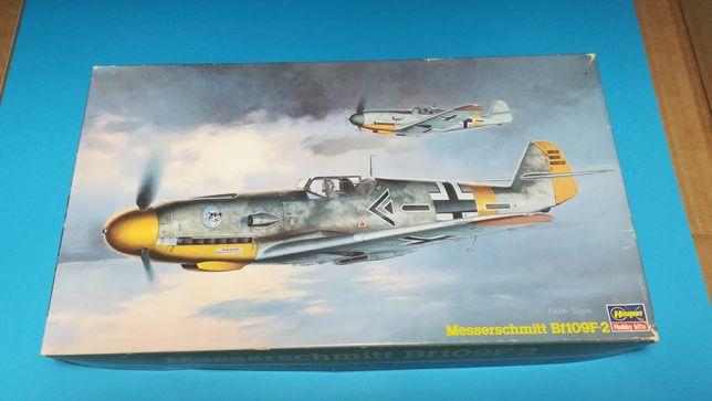 1/48 Messerschmitt Bf109 F-2 (Hasegawa)