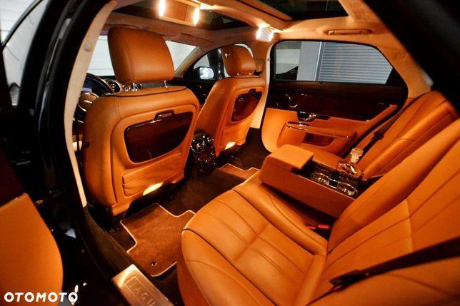 Jaguar XJ klasa PREMIUM XJL LONG SUPERCHARGED 510KM bezwypadkowy jak nowy Jaguar
