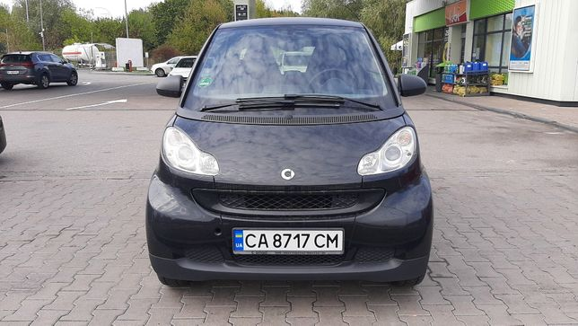 Smart ForTwo mhd 1.0 2009